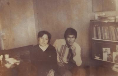 Знакомство с Гульнарой, 1980
