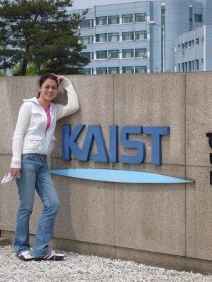 Элеонора в Южной Корее. 2007