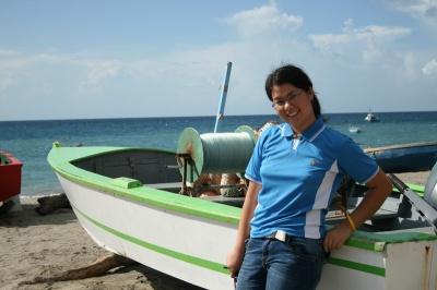 Элеонора в Гренаде. 2008
