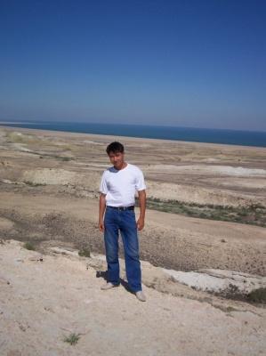 Инамжан у Аральского моря. 2009